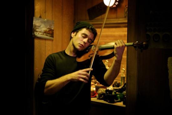 Corey Jenkins Violin