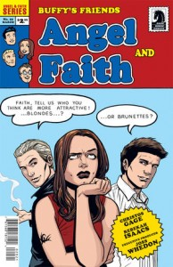 Enders, frustration and bromance – A review of Angel and Faith #20