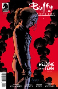 "Breaking Dawn – Review of ""Welcome to the team Part 4,″ Buffy Season 9"