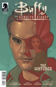 Watching, fighting and changing sides – a review of Buffy Season 9 #20 The Watcher
